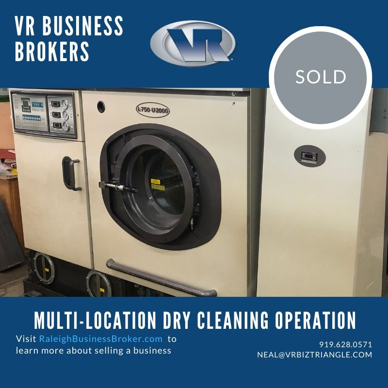 Dry Cleaner SOLD